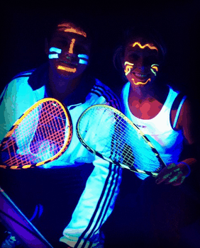 Evénements sportifs fluo by Move On Up Night&Fluo