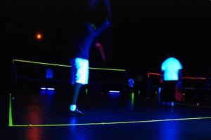 Les sports fluo by Move On Up Night&Fluo - Blackminton